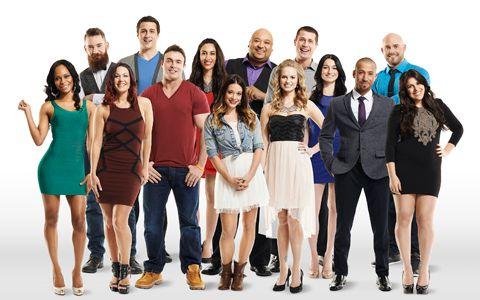 Big Brother Canada cast