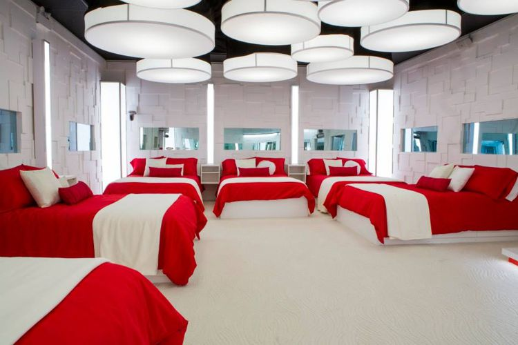 Big Brother Canada 2 house – bedroom
