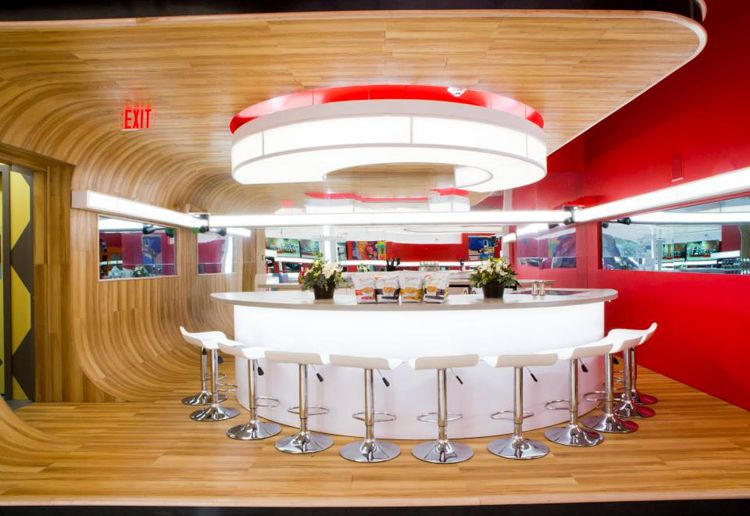 Big Brother Canada 2 house – kitchen