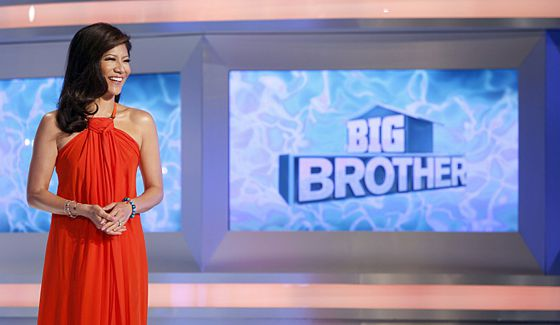 Julie Chen hosts Big Brother 16