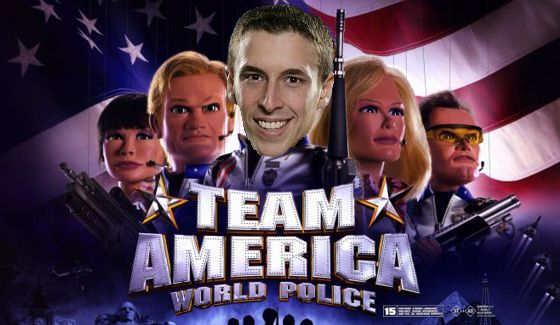 Team America's Player on Big Brother