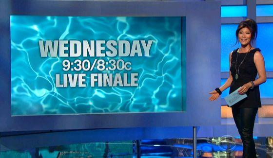Big Brother 16 Live Season Finale