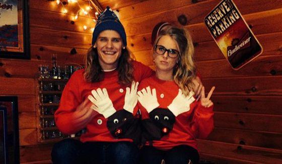 Big Brother Christmas with Hayden & Nicole