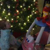 Derrick Levasseur's daughter Tenley on Christmas - 01