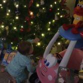 Derrick Levasseur's daughter Tenley on Christmas - 03