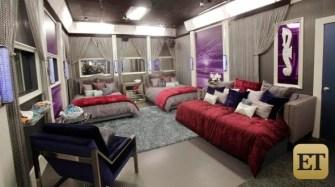 Big Brother 17 House - Bedroom 01