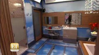 Big Brother 17 House - HoH bathroom