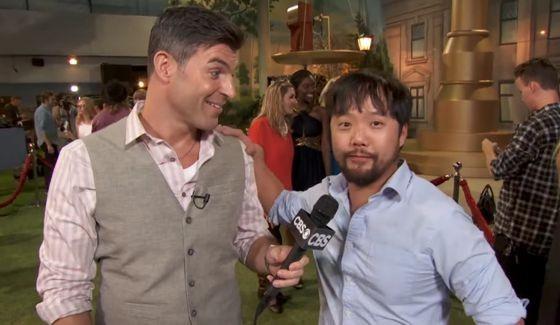Big Brother 17 backyard interviews with host Jeff Schroeder