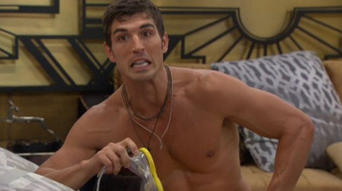 Cody is getting frustrated on BB19