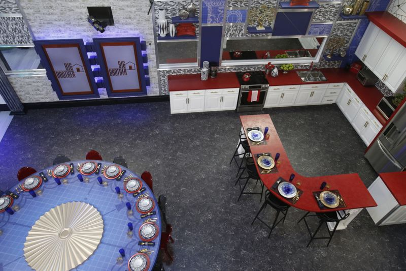 Big Brother 19 Kitchen 02