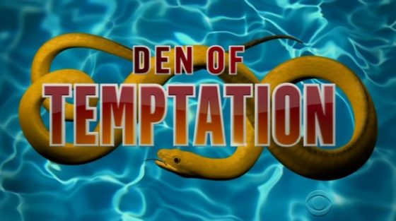 Den of Temptation on Big Brother 19