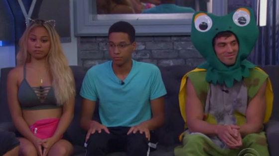 Week 2 Nominations on Big Brother 19