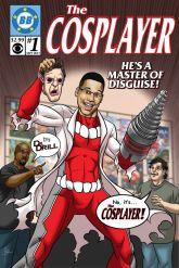 BB Comics: Ramses Soto is The Cosplayer