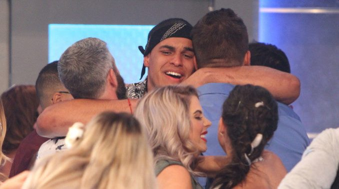 Josh Martinez crowned winner of Big Brother 19