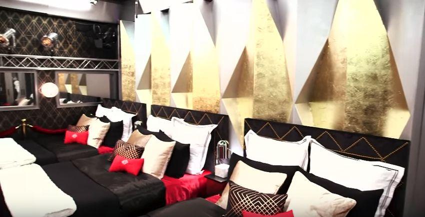 Celebrity Big Brother bedrooms 03