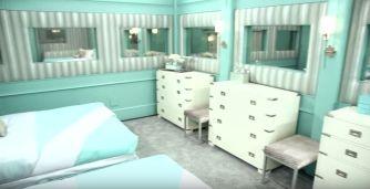 Celebrity Big Brother bedrooms 04