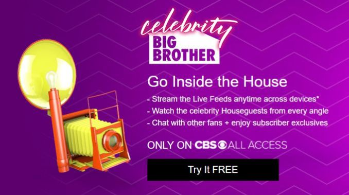 Watch celebrity big brother 2019 live nominations