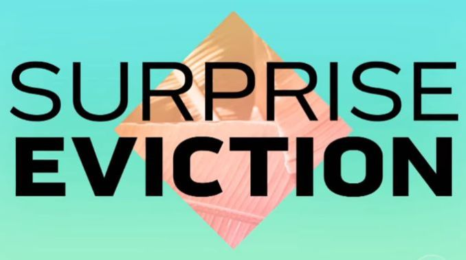 Surprise Eviction on Big Brother 20