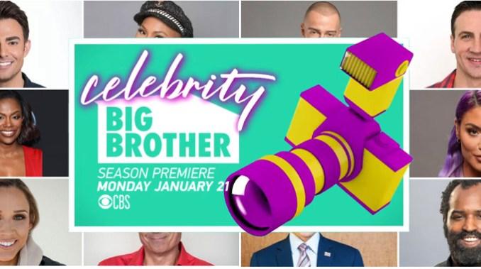 Celebrity Big Brother 2019 cast