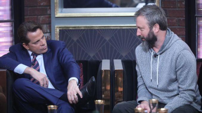 Mooch and Tom Green on CBB2