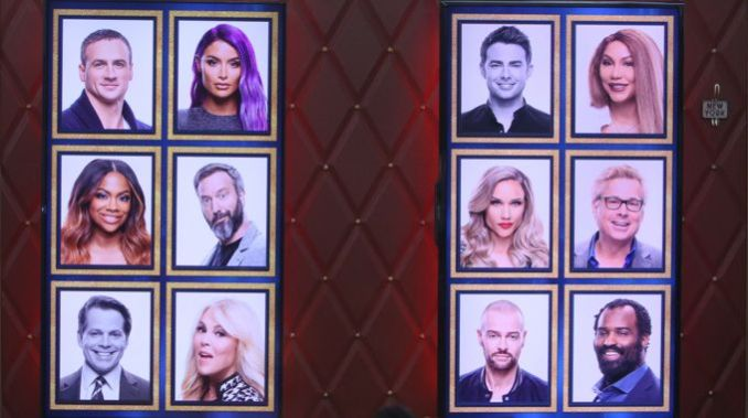 Eviction Prediction on Celebrity Big Brother round 2