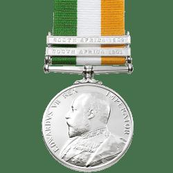 Kings South Africa Medal KSA