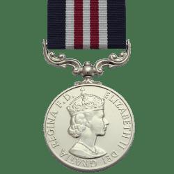 Military Medal MM EIIR