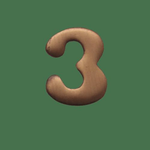 NATO Numeral 3