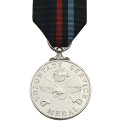 Voluntary Service Medal Commemorative