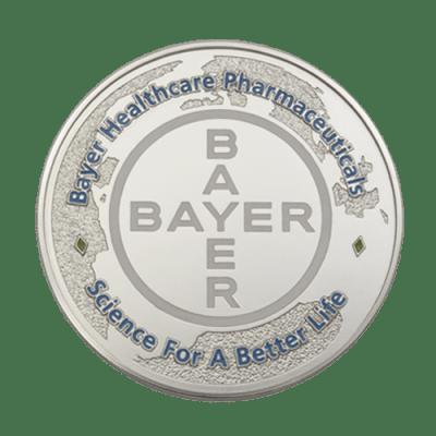 Bayer Pharmaceuticals 2015 Medal