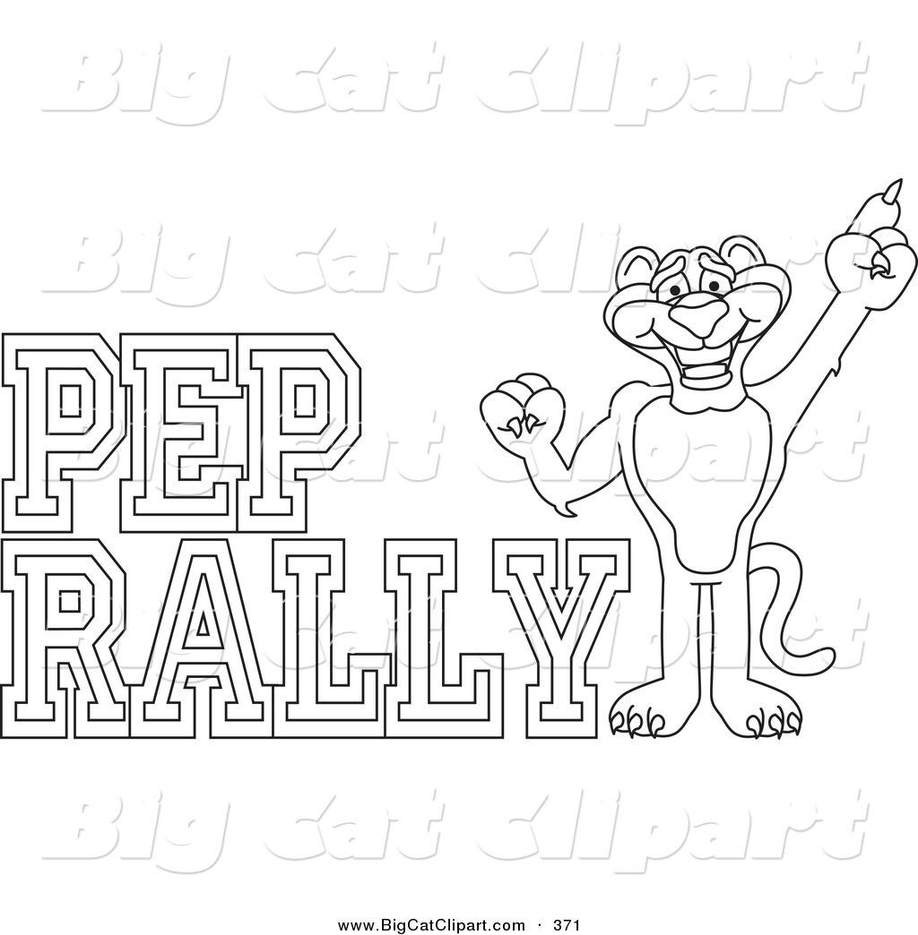 Panther Paw Coloring Page Coloring Pages