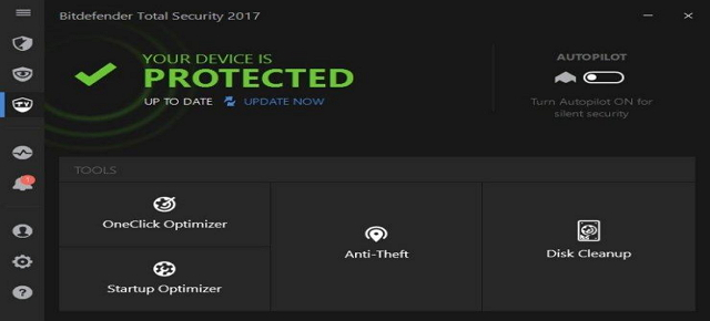 Top Total Security 2017