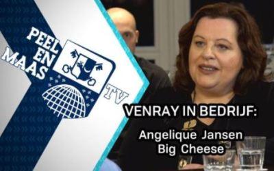 Big Cheese op TV