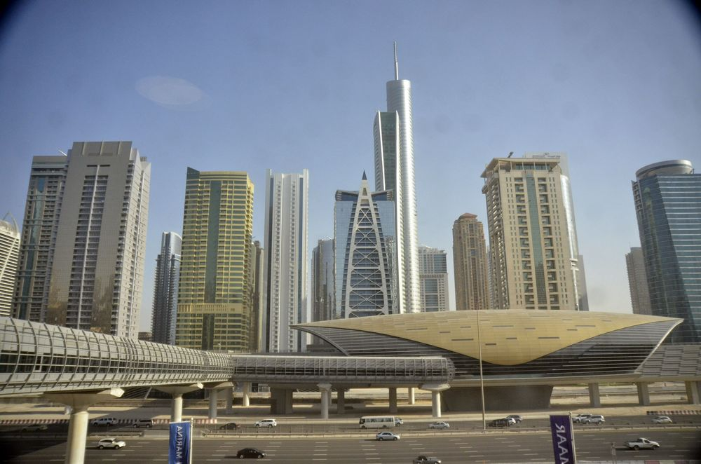 Скромная роскошь: жизнь в Объединённых Арабских Эмиратах*