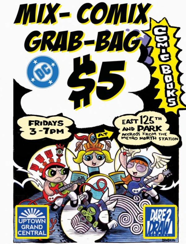 DC Comics Grab Bags