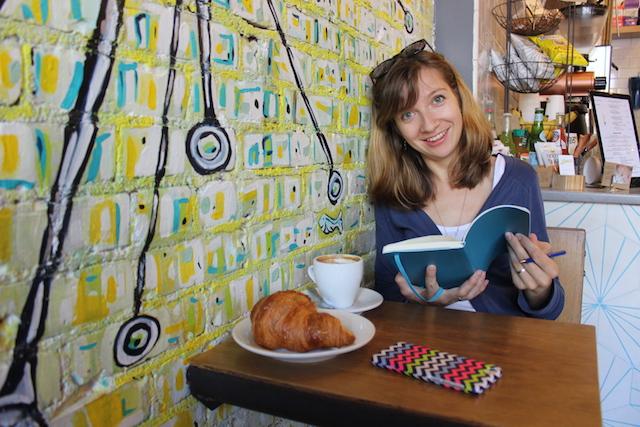 Катя Никитюк - автор проекта BigCityMums