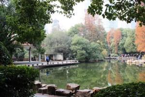 renmin park shanghai