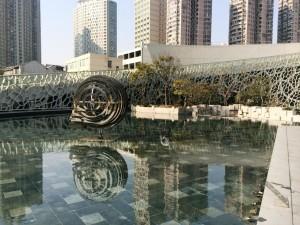парк скульптур Шанхай 3