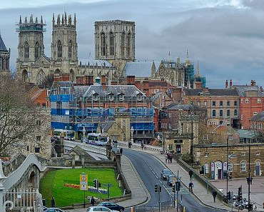Why York England is the UK's Favorite City