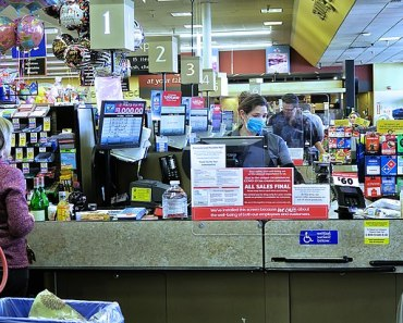 Working As A Grocery Store Clerk During Covid-19