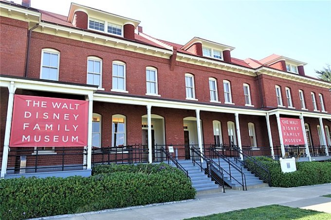 Walt Disney Family Museum in the 10 Best Things To Do in San Francisco