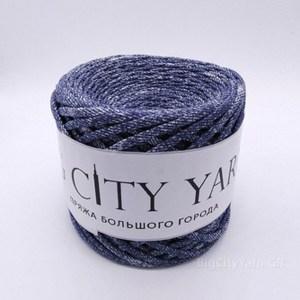 Βαμβακερό νήμα για πλέξιμο, Big City Yarn, Τζιν