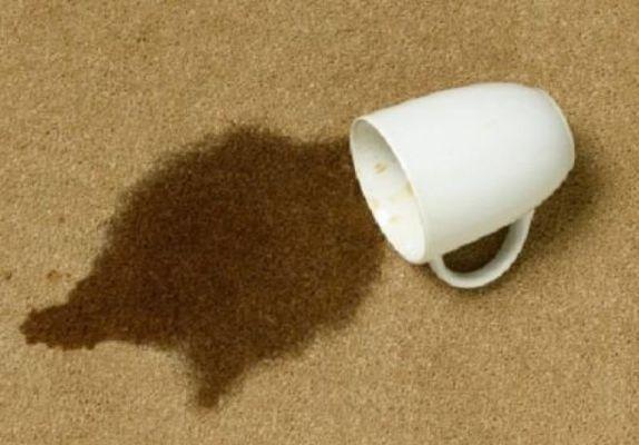 Советы по удалению кофейных пятен