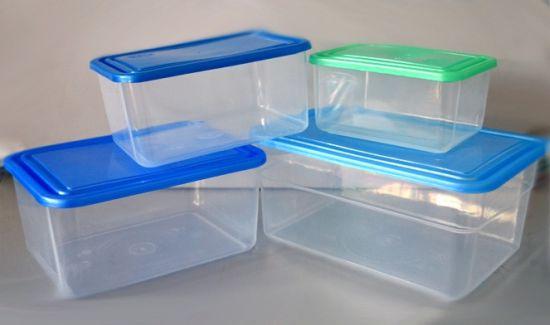 Пластиковые контейнеры для продуктов
