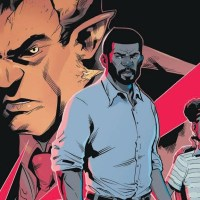 Review - Darkness Visible #1 (IDW Publishing)