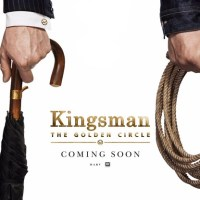 First trailer for KINGSMAN: THE GOLDEN CIRCLE released