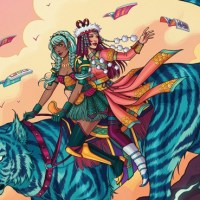Image's Sixth THOUGHT BUBBLE ANTHOLOGY to Benefit Barnardos Children's Charity