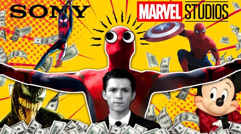 Sony просто сделала то, чего не могла себе позволить: разозлить фанатов Spider-Man