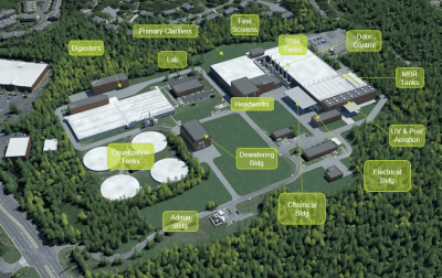 New Facility Layout Labeled