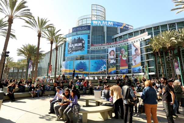 2014 NAMM Show - Day 3